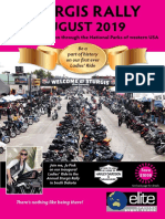 2019 Sturgis Ladies Ride