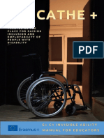 Educathe+ Educational theatre as the place for raising inclusion and employability of people with disability_C1 Manual
