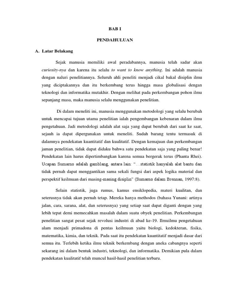 Hipotesis Penelitian Dalam Penyuluhan Pertanian