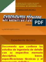 Expedientes Tecnicos- Ib 2018