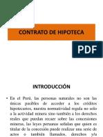 Hipoteca-minero Diapos EXPO
