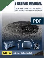 Pothole Repair Manual