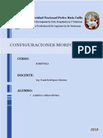 Configuraciones-Morfológicas