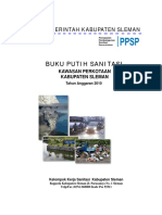 Buku Putih Sanitasi Kabupaten Sleman 2010