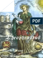 The Tract of Theophrastus by Nicolas Flamel, edited by Dilip Rajeev