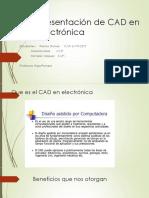 Presentación de CAD en Electrónica Modificada