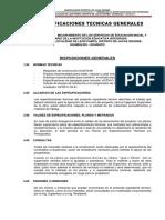 Especificaciones Tecnicas Leon Pampa