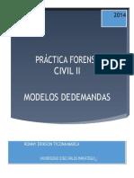 Modelos Demandas