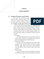 Laporan Magang PT Karya Toha Putra Bab 3