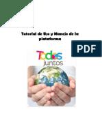 Tutorial Enrolamiento, Uso y Manejo de Plataforma Todos Juntos Santillana 2018