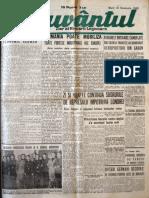 Cuvantul anul XVII (serie noua) nr. 30, 12 noemvrie 1940