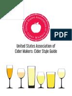 USACM Style Guidelines V1pt1