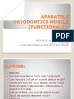 Proiect Ortodontie Dana