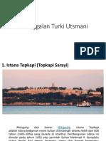 Peninggalan Turki Utsmani