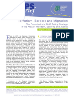 Terorism Border and Immigration