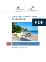 Seychelles Tourism Value Chain