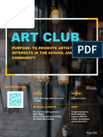 art club flyer  1