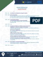 Programa Europass Noviembre