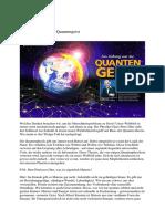 Dürr Hans-Peter, Quantengeist