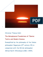 Foundations of Tibetan Tantra