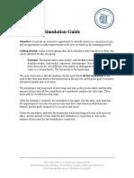 Paperwork Simulation Packet