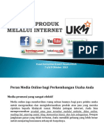 7 Promosi Produk Melalui Internet