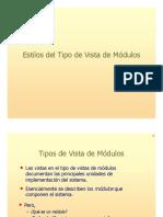 Documentación Modulos vs Componentes