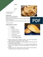 Empanaditas Al Horno