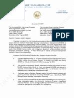 PERD Draft DHSEM Letter Report