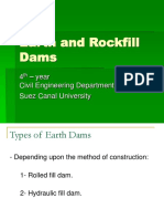 Types of Earthdams