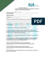 Formato de Encuesta Estudio Diagnostico Inicial