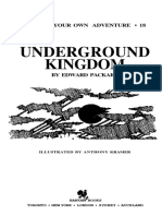 Underground Kingdom-Choose Your Own Adventure 18 -Edward Packard.pdf