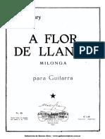 Abel Fleury - a flor de lanto.pdf