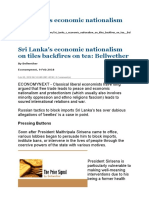 (9)Sri Lanka-Economic-Nationalism-BACKFIRES.doc
