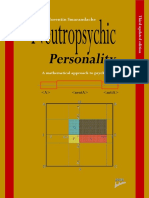 Neutropsychic Personality. A mathematical approach to psychology. Third updated edition