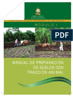 Modulo 1 Manual Traccion Animal.