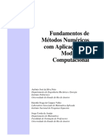 Notas de Aula Métodos Numéricos