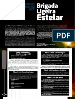 3D&T Alpha - Brigada Ligeira Estelar - Criando Backgrounds - Biblioteca Élfica