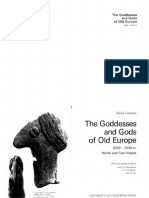 The Goddesses and Gods of Old Europe Gimbutas