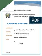 Anthony Salchicha Huacho