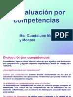 La evaluacion por competencias.ppt