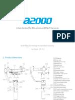 a2000 Gimbal Manual V2.2 En