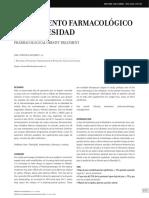 Tratamiento Farmacol Gico de La Obesida 2012 Revista M Dica Cl Nica Las Cond