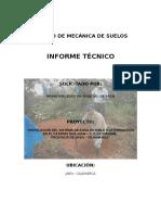 6.- Informe de Mecanica de Suelos