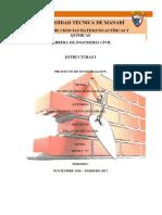 Proyecto de Estructuras Israel
