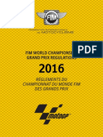 2016 Grand Prix Regulations Version 11.05.2016