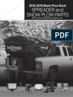 Buyers Snow Plow Parts 2018