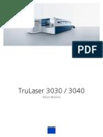 TruLaser 3030 %2F 3040