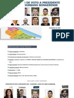 Encuesta CFK - Macri
