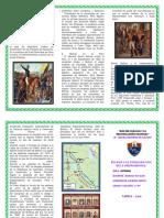 Bolivar y La Consolidacion de La Independencia